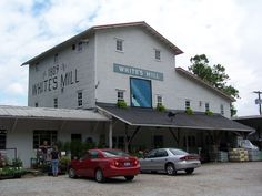 White's Mill Athens County Ohio Exterior Front