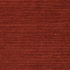 ANICHINI Fabrics | Ottoman Spice Red Hand Loomed Silk - a red textured ribbed silk fabric