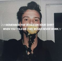just in love with this pict that i edited today #ashton #5sos