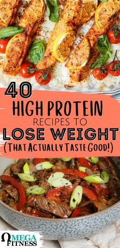 High Protein Recipes, Protein Foods, Low Carb Meal Plan, Lose Weight, Weight Loss, Meal Planning, No Calorie Foods, Weight Watchers Meals, Diet Tips