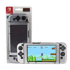 Nintend switch Console Aluminum Case New Design-silver Nintendo Switch Accessories