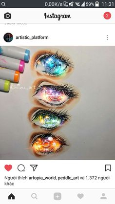 Learn To Draw Eyes - Drawing On Demand My god such beauty - Chris (i didn't do these just in case) Beautiful Drawings, Cute Drawings, Art Tutorials, Drawing Tutorials, Realistic Eye Drawing, Drawing Eyes, Eyes Artwork, Poses References, Anime Eyes
