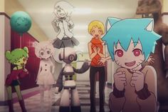 Como se vería The Amazing World Of Gumball si fuera un anime [video]