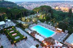 Rome Cavalieri Waldorf Astoria Hotels & Resorts Rome - Italy #hoteldomanimagazine #rome #lazio #hotel #hotels #alberghi #hotellerie #luxuryhotel #luxury #tourism #viaggiare #holiday #wonderfulplaces #beautifulplaces #italy #italia #picoftheday #follow #instadaily #instagram #amazing #relax #ospitalità #hospitality #travel #travelblogger #exclusive #amazing #wow via @1worldexplorer