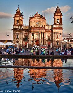 Catedral de la Ciudad de Guatemala