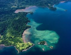 The Osa Peninsula is the place to go for rainforest exploration. Drake Bay on the Pacific Ocean offers some of the best scuba and snorkeling in Costa Rica.