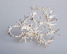 Sarah Brown Jewellery; Coral Ring