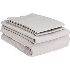 Home Source International - Pearl Cotton Sheet Set - Queen