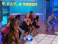 The Doctors TV Show - Dr. Travis' 10-Minute Fat Blast Workout