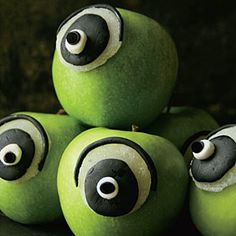 Haunted Halloween Craft Ideas | The Evil Eye | AllYou.com