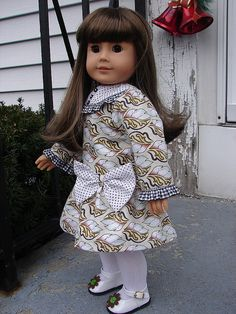 American Girl Doll clothes -...  If you like it, repin!