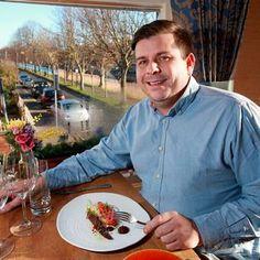 Chef Karl Whelan pictured enjoying a bite to eat at Locks Restaurant in Dublin's Portobello. Restaurants In Dublin, Best Chef, Critic, Portobello, Grubs, Locks, Scotland, Ireland, Good Things