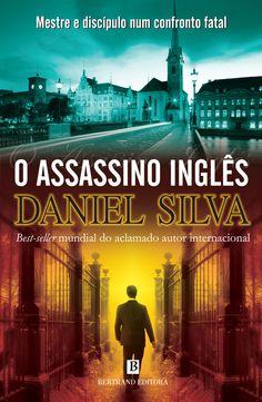 O Assassino Inglês, by Daniel Silva