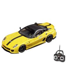 Ferrari Model 599xx Fast And Furious Remote Control Car