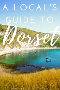 A travel guide to Dorset written by a born-and-bred local girl! Packed with sugestions for your trip to Dorset, from  things to do and festivals, to accommodation recommendations and local foods you need to try. #dorset #england #traveluk
