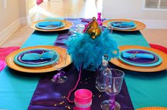 Stephanie S's Birthday / Princess Jasmine - Photo Gallery at Catch My Party Aladdin Birthday Party, Aladdin Party, Princess Birthday, 8th Birthday, First Birthday Parties, Princess Jasmine Party, Party Themes, Party Ideas, Pre Party