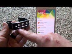 Samsung Gear Fit Tutorial - YouTube