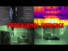 Paranormal Evidence | LED Motion Sensor | Real Paranormal Activity Part 60 - YouTube