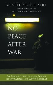 No Peace After War by Claire St. Hilaire - Temporarily FREE! @pacificCstar @OnlineBookClub