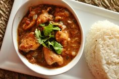 This delicately spiced South African Cape Malay Chicken Curry will simply warm your soul. It's easy, fast-cooking, and seriously crave-worthy. This rendition hails from Tusker House Restaurant at Disney's Animal Kingdom. Indian Food Recipes, New Recipes, Disney Recipes, Ethnic Recipes, Copycat Recipes, Favorite Recipes, Tusker House, South African Dishes, Madras Curry