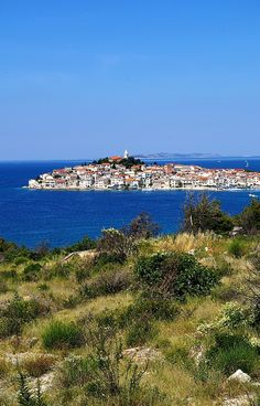 Primošten, Croatia. I love it. I wish, I could go back to this place again. :)
