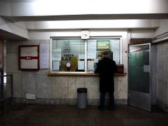VDNKh Metro Station, Moscow Russia