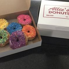Allie's Donuts - one more time!