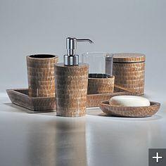 Labrazel Pea Pod Luxury Bath Accessories