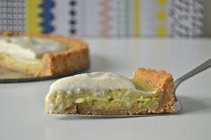 Avokadopiirakka. Pie, Desserts, Food, Torte, Tailgate Desserts, Cake, Deserts, Fruit Cakes, Essen