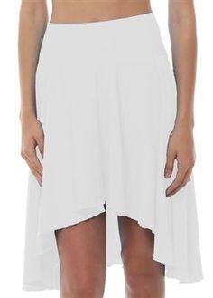 High Low Dance Skirtt (Lycra)