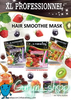 XL PROFESSIONNEL HAIR MASK