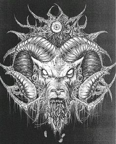 This art was used on a Revocation shirt. Source: I own the shirt.