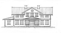 Arch House, Sims House, Facade Architecture, Shed, New Homes, Villa, Floor Plans, Building, House Ideas