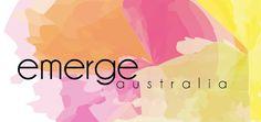 Emerge Australia. Fashion. Art. Photography.