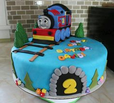 #Thomas #cake