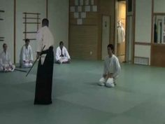 Aikido techniques with the Jo by Blaine Feyen, founder of The Aikido Center