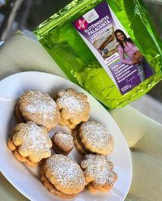 Saffi Reform Carbohydrate Paleo Biscuit oder Linzer and Pretzel (Gluten Free . Paleo Biscuits, Diabetic Recipes, Healthy Recipes, Paleo Dessert, Vegan Life, Pretzel Bites, Food Porn, Sweets, Snacks
