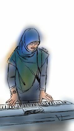 Passion #music #keyboard #sketch #sketchbook
