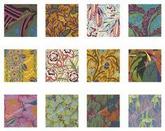 Art Deco Digital Collage  2nd Edition by behressentials on Etsy, $1.25