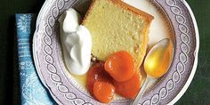 Beating the butter and sugar until light and fluffy is essential to this cake's moist, tender crumb.