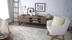 Chic and charming, Scandinavian style homes combine sleek lines, minimalism and comfort to create an inviting ambiance. Learn how to get the look with these quick tips from Mohawk Home. #hygge  Mohawk Home is the area rug division of Mohawk Industries, offering stylish, eco-friendly products for the home.