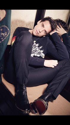 #Mika new photoshoot