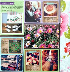 Project Life WK15 #projectlife #PL12