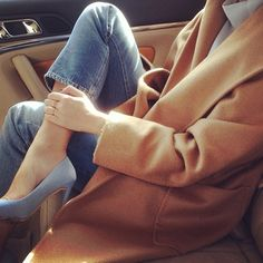 Camel & Denim //