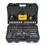 DEWALT - 168 pc Mechanics Tools Set - DWMT73803