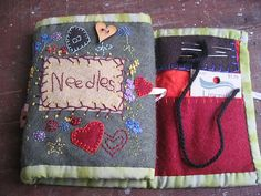 needle case by allthestuffilike, via Flickr