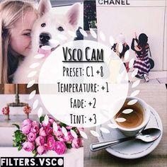 ตัวอย่างเทคนิคการแต่งรูปด้วย vscocam แบบที่ 4