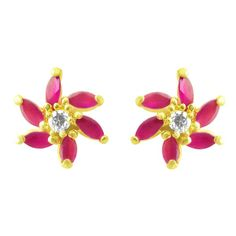 Pink Rose Ear Ring #Fashionjewellery jpearls.com World Famous #PinkRose Ear Ring Fashion jewellery for Rs.450@ jpearls.com Site: http://ow.ly/i/4p7q0 http://ow.ly/sYC2p