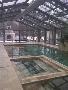 Indoor Pool...