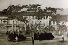 Memoria de ciudad: el encantador Lago Uribe Uribe de los años 20.
